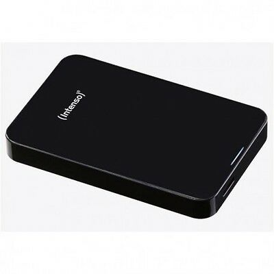 "Intenso HD 6023560 1TB+ funda 2.5"" USB 3.0 Negro"