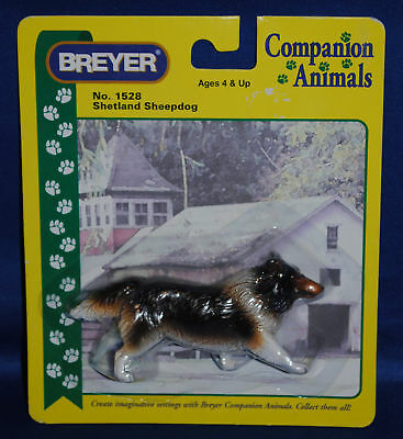 Breyer~Shetland Sheepdog~Dog~2004-06~RARE~LOOK!!~NIB~Companion Animal