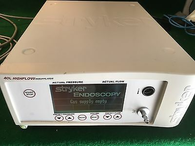 Stryker Endoscopy 40 L Core HighFlow Insufflator