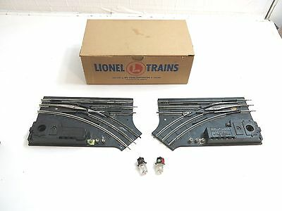 VINTAGE LIONEL NO 1122 ONE PAIR OF NON DERAILING REMOTE CONTROL SWITCHES (n2)