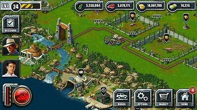 Jurassic Park Builder ULTIMATE package Android iOS