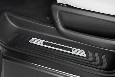 Stainless steel Interior Door sill for Mercedes V class / Vito W447 4-door