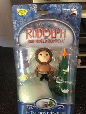 Memory Lane Rudolph the Red Nosed Reindeer The Eskimo's Christmas New Sealed