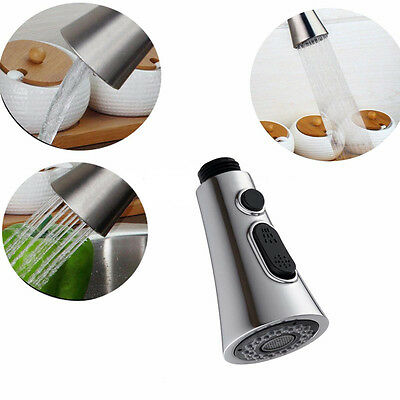 ABS Pull Out Spray Kitchen Faucet Replacement Shower Spray Head