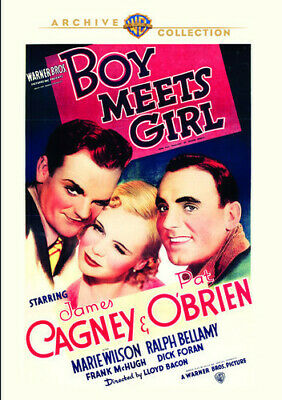 Boy Meets Girl (2014, DVD NEW) 888574092801