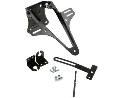 Support de plaque d'immatriculation HIGHSIDER KAWASAKI ZX6R Yr. 05-06