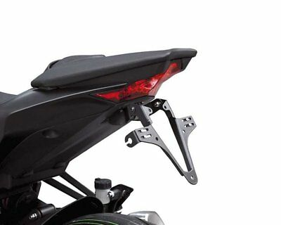 Support de plaque d'immatriculation HIGHSIDER KAWASAKI Z 1000 Bj. 2014