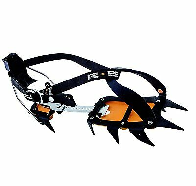 ROCK EMPIRE MACHKI Expert Twelve, steel-point, ice climbing crampons
