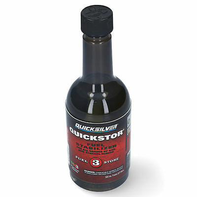(55,49€/1l) Quicksilver Fuel System Treatment & Stabilizer 355 ml 5372