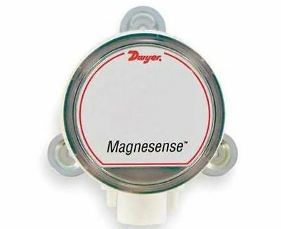 Dwyer Magnesense Series MS Differential Pressure Transmitter, Positive Only