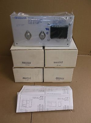 IHBCC512 International Power NEW In Box Triple Output Linear Power Supply