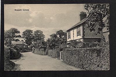 Rossett Green -  printed postcard