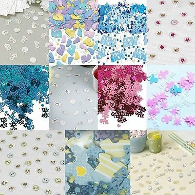 Baby Shower Confetti Table Sprinkles Party Decoration Pink Blue Neutral