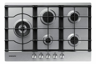 Samsung NA75J3030AS Built-in Stainless Steel Kitchen Gas Hob New !!!