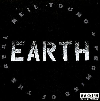 NEW - Earth (2CD) by Neil Young + Promise of the Real