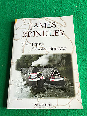 James Brindley: The First Canal Builder: New History Paperback