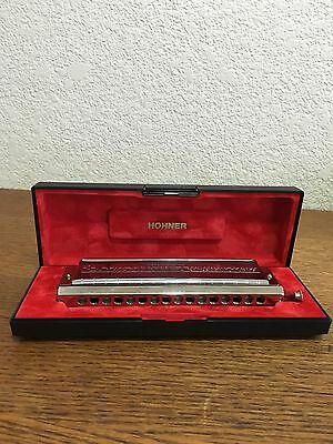 Hohner Harmonica Chromonica 280 C Tone C Made In Germany Music