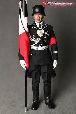 1/6 scale DID 3R GM625 GERMAN FLAG-BEARER JACOB 12 inch Action Figure ww2 toys