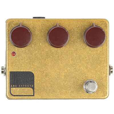 ARC Effects Klone V2 Gold Overdrive Boost Pedal