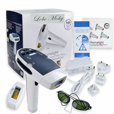 Home Use IPL Permanent Laser  Hair Removal Beauty Device-Skin Rejuvenation