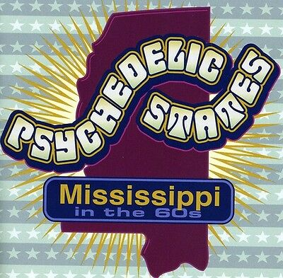 Various Artists - Psychedelic States: Mississippi in the 60's / Various [New CD]