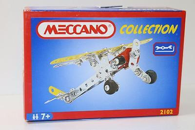 Meccano French 84 piece small set Plane 2102 FNQHobbys MC2