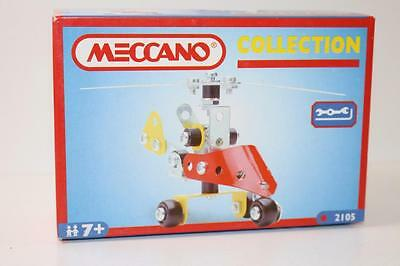 Meccano French 78 piece small set Helicopter 2105 FNQHobbys MC5