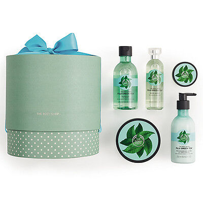 New The Body Shop Fuji Green Tea Ultimate Collection