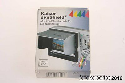 KAISER digiShield² Monitor-Blendschutz