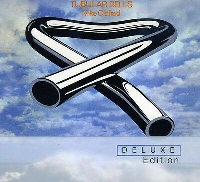 Tubular Bells-Deluxe Edition - Mike Oldfield (2009, CD NIEUW)3 DISC SET