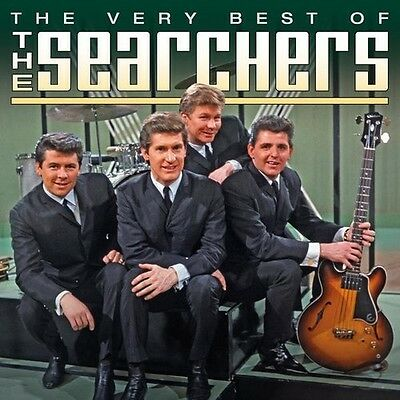 Very Best Of The Searchers - Searchers (2016, CD NEW)