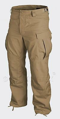 Helikon Tactical SFU Special Forces Combat Hose Trousers pants coyote Small Long