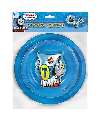 Thomas the Tank Engine Tumbler, Bowl and Plate Dinner Set