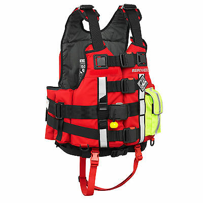 Palm Rescue 825 PFD / Buoyancy Aid Red - (M/L) - for Safety and Rescue use