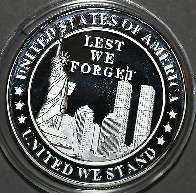 Commemorative United States Of America September 2001 Coin