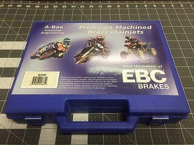 Mikuni EBC Slot Head Main Jet Assortment Kit