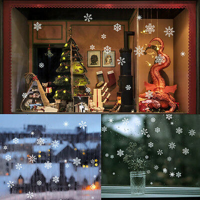 30 schneeflocken weihnachten baum deko weihnachten fenster. Black Bedroom Furniture Sets. Home Design Ideas
