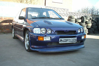 Ford Escort Cosworth Front Grill - Supplied in BLACK - Brand New