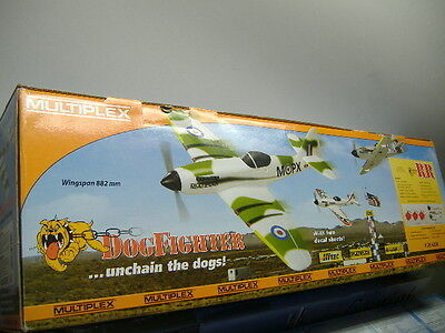 Multiplex 264250 DOG FIGHTER  NEU&OVP