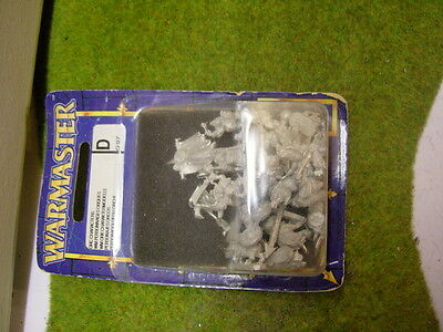 (S145) Warmaster, Orcs and Goblins Characters MIB