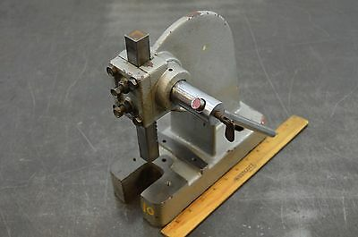 Arbor Press Benchtop Rack And Pinion Lever Press Used