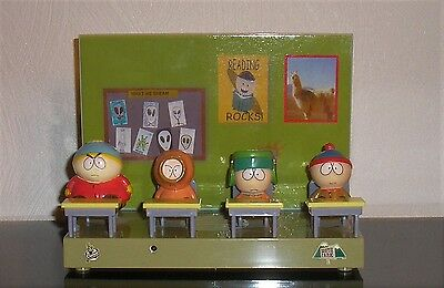 South Park TV Talker + 16 Sätzen Sound sprechen Figuren Set Comedy Central 1998