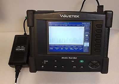 WaveTek MTS 5000e MTS 5100e Fault-Locating OTDR Reflectometer Optical