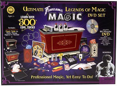 Fantasma Magic Legends Of Magic Set Brand New From Manufacturer Free Shipping