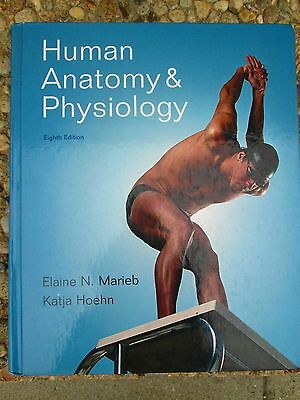 MARIEB HUMAN Anatomy And Physiology 8th Edition Hardcover - $60.00 ...
