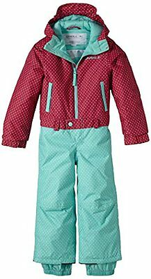 O'Neill Ski Suit Overalls Kids PK powder Full Suit Snow Winter