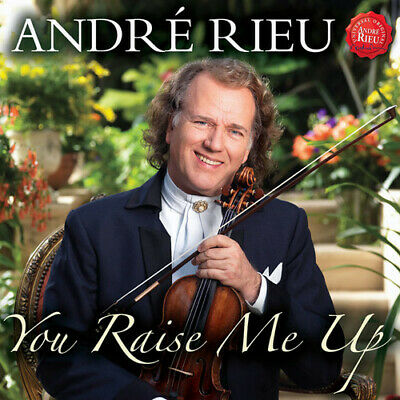 You Raise Me Up: Songs For Mum - Andre Rieu (2010, CD NIEUW)