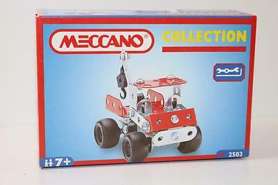 Meccano French 74 piece small set Tow Truck 2503 FNQHobbys MC10