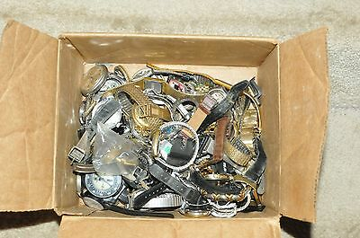 Vintage Watch Lot - ''over 50 + Pieces ''