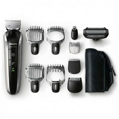 Philips MULTIGROOM Series 7000 Recortador corporal 10 en 1